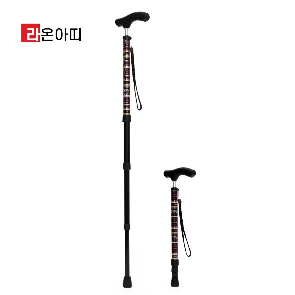 노인용 지팡이 KCS-115 4단 분리형
